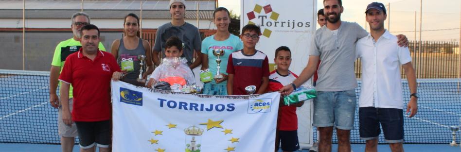 """TORRIJOS CELEBRA EL I TORNEO DE TENIS """"VILLA DE TORRIJOS"""""""
