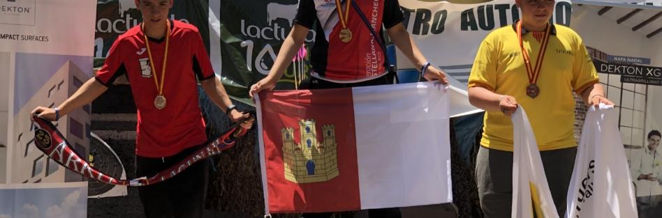 MARIO SÁNCHEZ, CAMPEÓN DE ESPAÑA DE TIRO CON ARCO