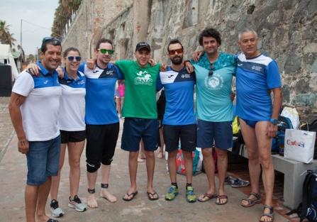El CN Master Torrijos asalta el liderato de la Copa de España de Aguas Abiertas