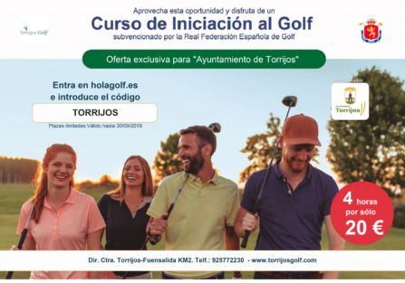 Curso de iniciación al Golf
