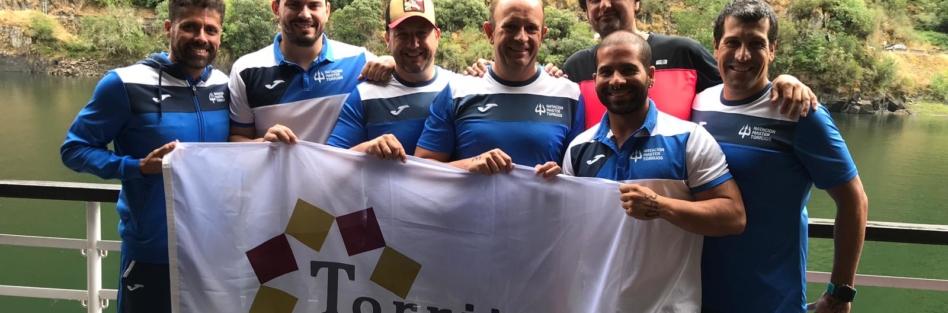 EL CN MÁSTER TORRIJOS SE DISTANCIA AL FRENTE DE LA COPA DE ESPAÑA DE AGUAS ABIERTAS
