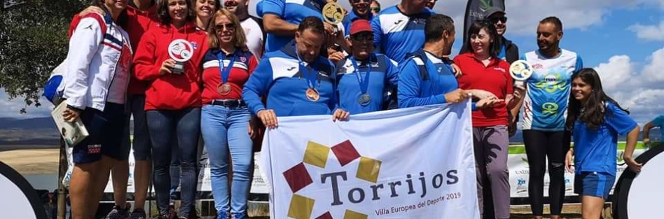 EL CN MASTER TORRIJOS SE PROCLAMA CAMPEÓN DE LA COPA DE ESPAÑA DE AGUAS ABIERTAS POR SEGUNDO AÑO CONSECUTIVO