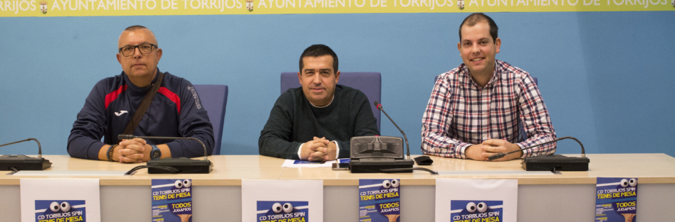 El CD Torrijos Spin Tenis de Mesa presenta su programación de eventos para el curso 2019-2020