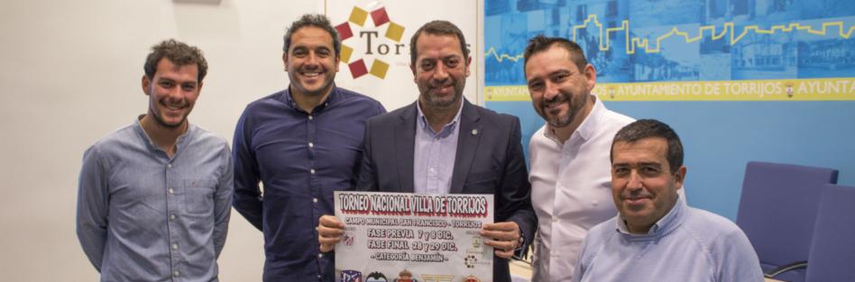 TORRIJOS DESPEDIRÁ SU AÑO COMO VILLA EUROPEA DEL DEPORTE CON UN TORNEO NACIONAL DE FÚTBOL