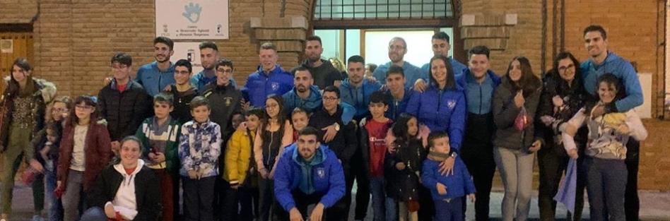 CLUB DEPORTIVO TORRIJOS ACUDE A A.P.A.N.D.I.D