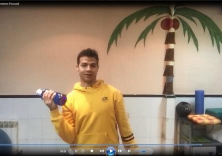 DEPORTE EN CASA: Cuarta entrega de los vídeos de las Escuelas Deportivas Municipales