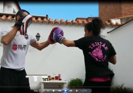 Mensaje de ánimo de los deportistas torrijeñ@s II