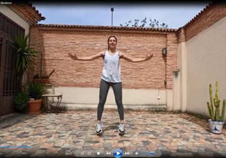 DEPORTE EN CASA: Octava Entrega de los vídeos de las Escuelas Deportivas Municipales