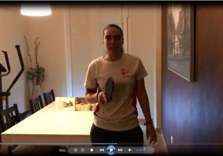 DEPORTE EN CASA II: 6ª Entrega de los vídeos de las Escuelas Deportivas Municipales