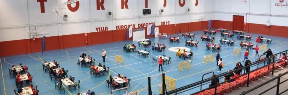 Torrijos, capital provincial del ajedrez