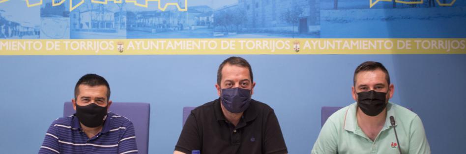 LAS ESCUELAS MUNICIPALES DE FÚTBOL SERÁN GESTIONADAS POR EL CD TORRIJOS
