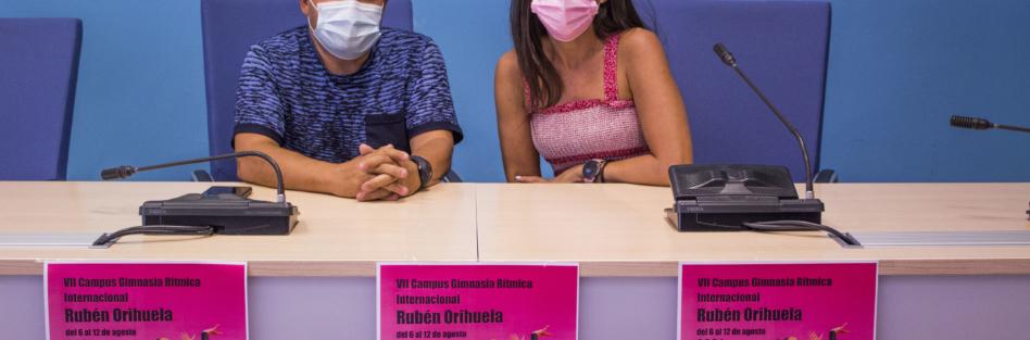 TORRIJOS ACOGE UN CAMPUS INTERNACIONAL DE GIMNASIA RÍTMICA