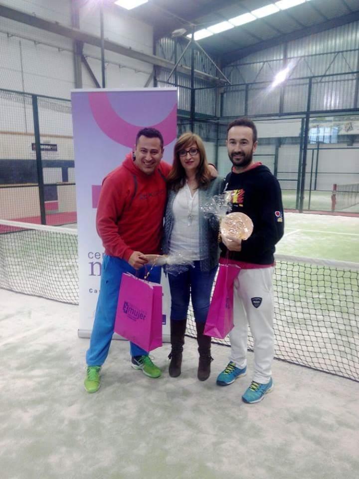 Campeones Torneo Pádel  2016