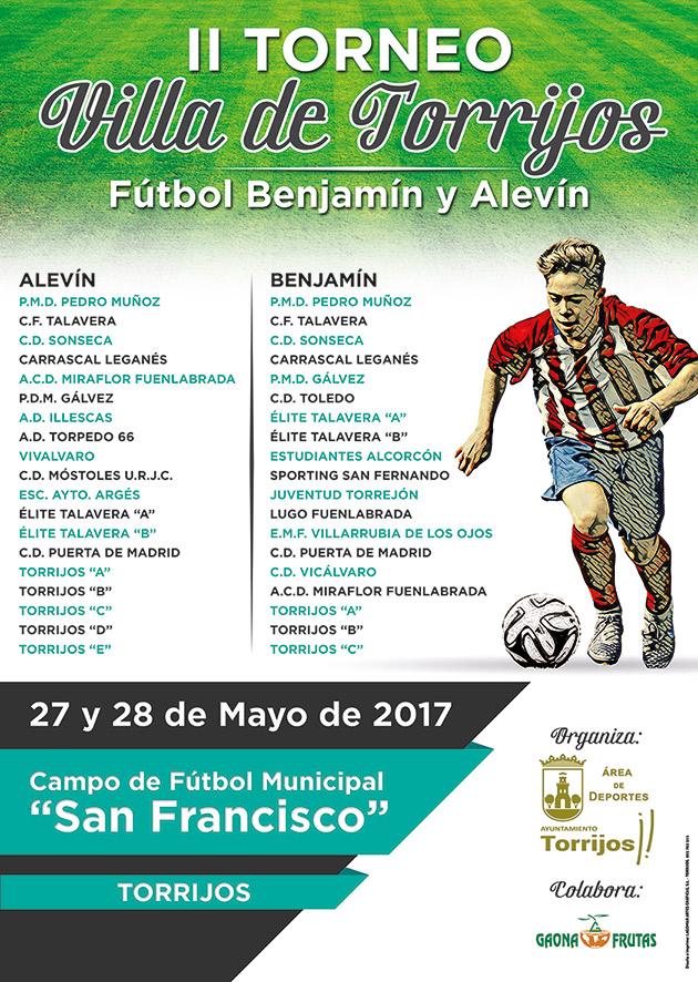 II Torneo de Fútbol Villa de Torrijos